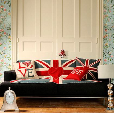 We re off goodbye london here we come made with love for Home accessories london