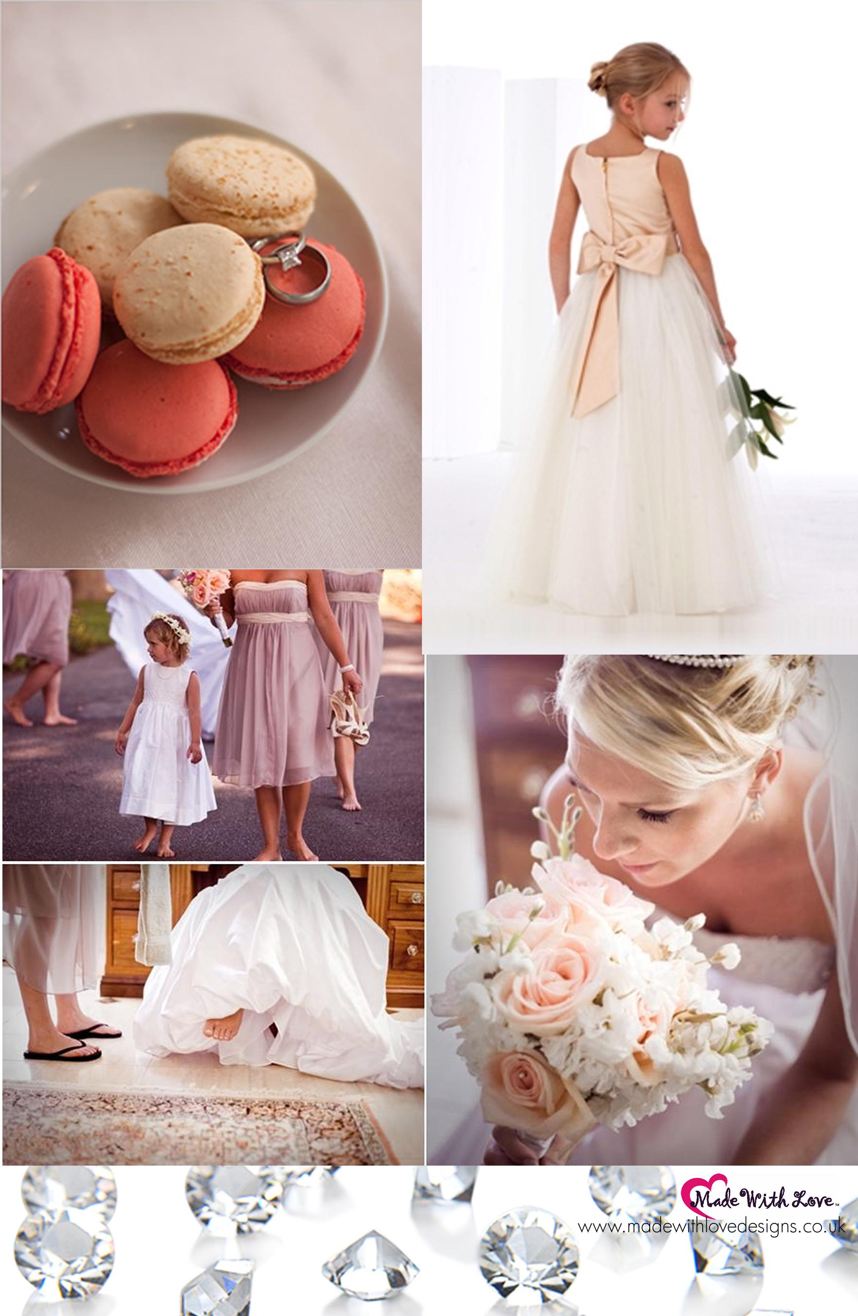 5ddab6693e87 Peach ideas to work for your peach wedding theme