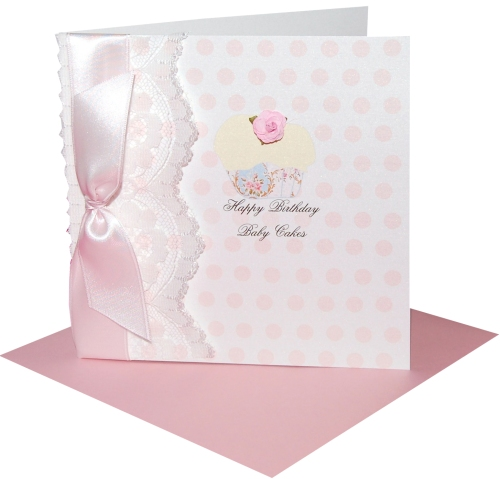 Cupcake Lovelies birthday card