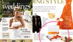 Orange Autumn Wedding Invites