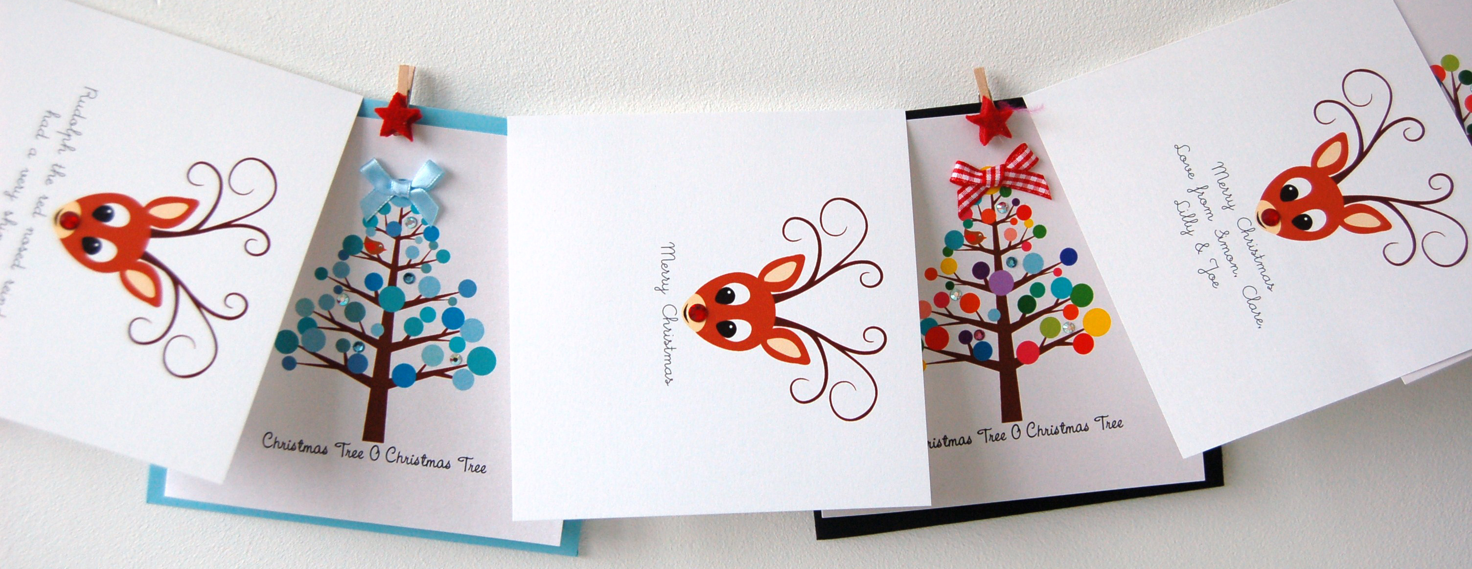 new christmas cards | Made With Love Designs