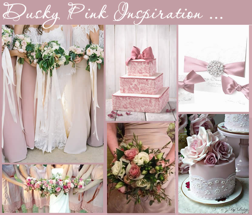 Pink Wedding Themes Ideas: Made With Love Designs