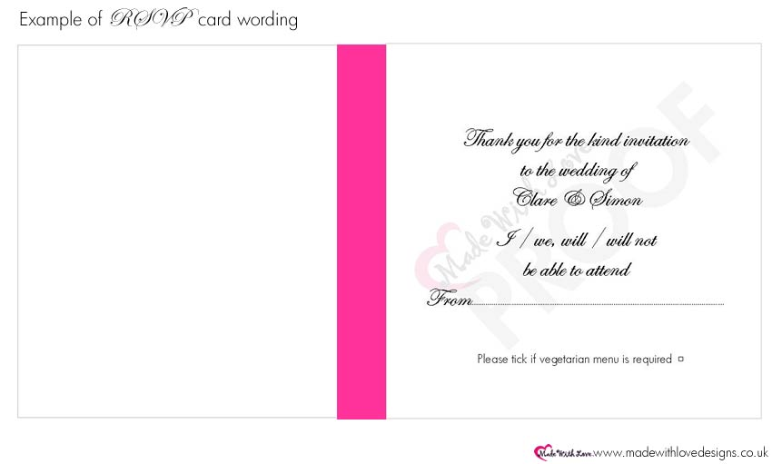 Wedding Invitation Regrets: Regret Rsvp For Wedding Wording