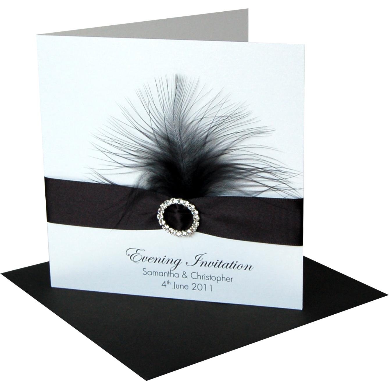 Classy Wedding Invitation with good invitation layout