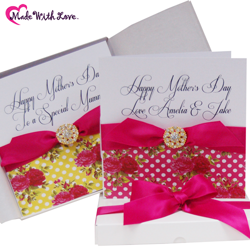 Tropical Mothers Day Cards
