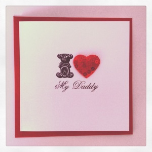 Cool Personalised Fathers Day card