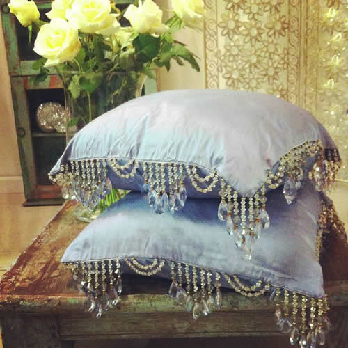 Ethnic_silk-cushions-with-crystal-pendants