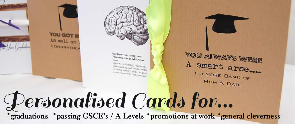 A Level Results Day Congratulations Cards Made With Love Designs