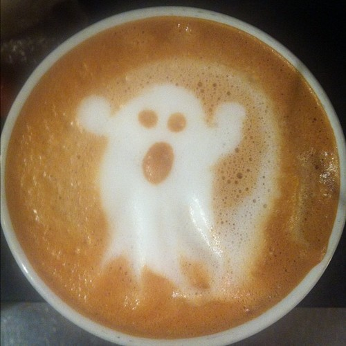 Spooky coffees
