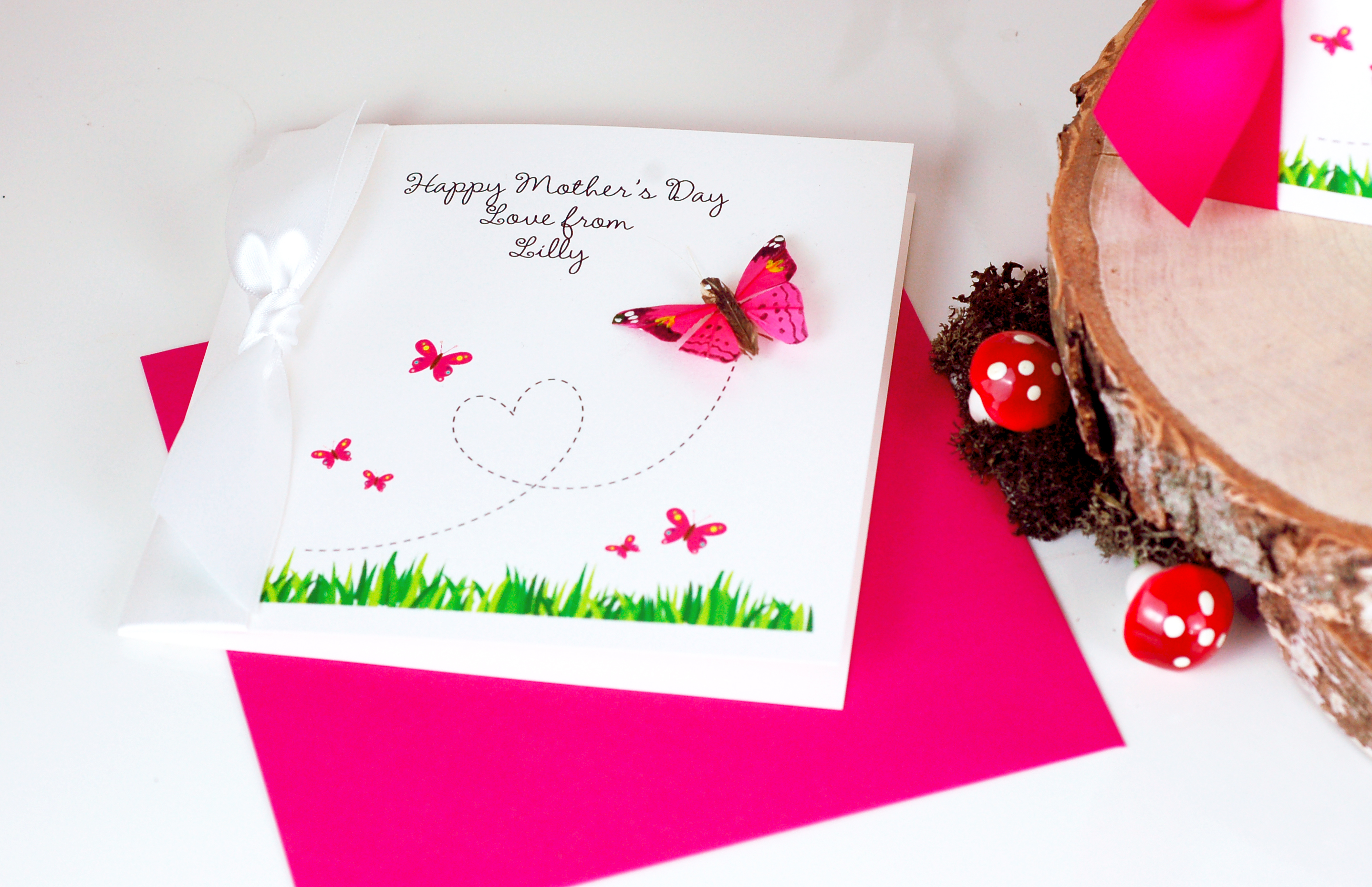 Mothers day made with love designs mothers day flutter bright close up m4hsunfo