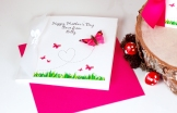 Mothers Day Flutter Bright Close up