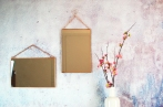 Copper Mirror pair £29.95 www.madewithlovedesigns.co.uk
