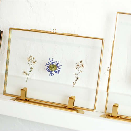 Gold Scandi Photo Frame perfect gift for birthdays or mums present for mothers day