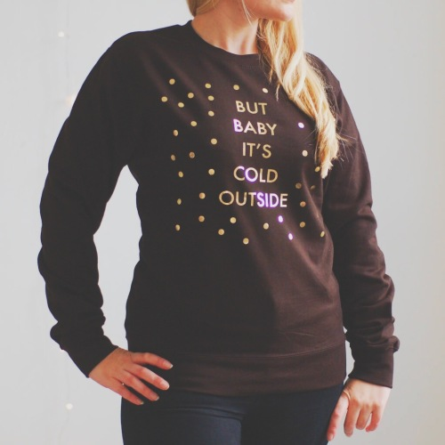 Personalised Christmas jumpers sweaters for her